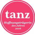 Jahrbuch tanz 2016