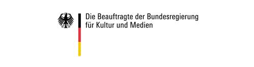 Logo 'Die Beauftragte der Bundesregierung für Kultur und Medien'