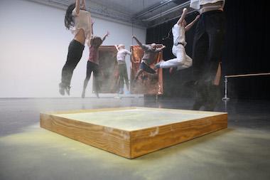 Proben: Those specks of dust, Foto: Dorothea Tuch